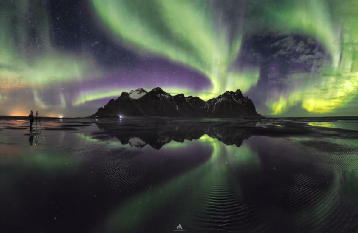 ISLANDA – La Magia dei colori del Nord