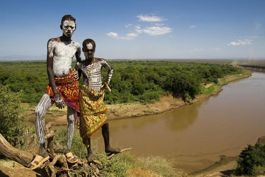 Etiopia – La Valle Dell'Omo