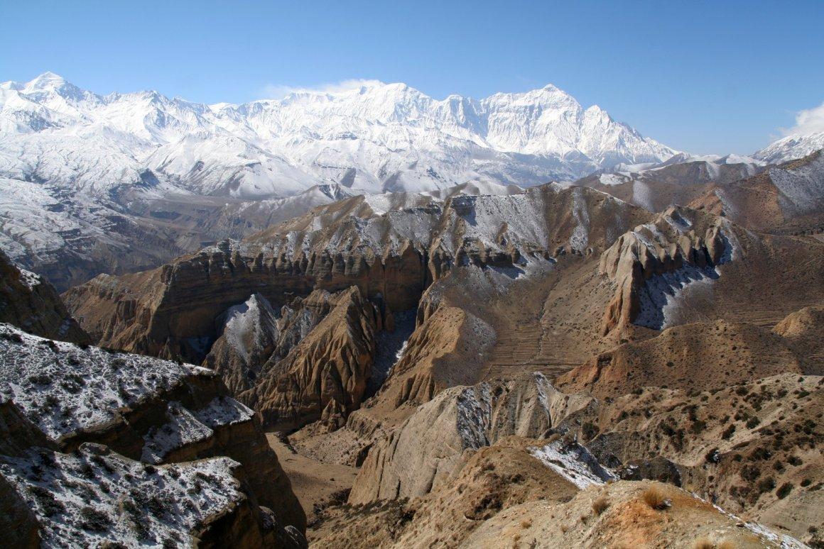 Nepal – Viaggio Trekking di Gruppo nel Mustang