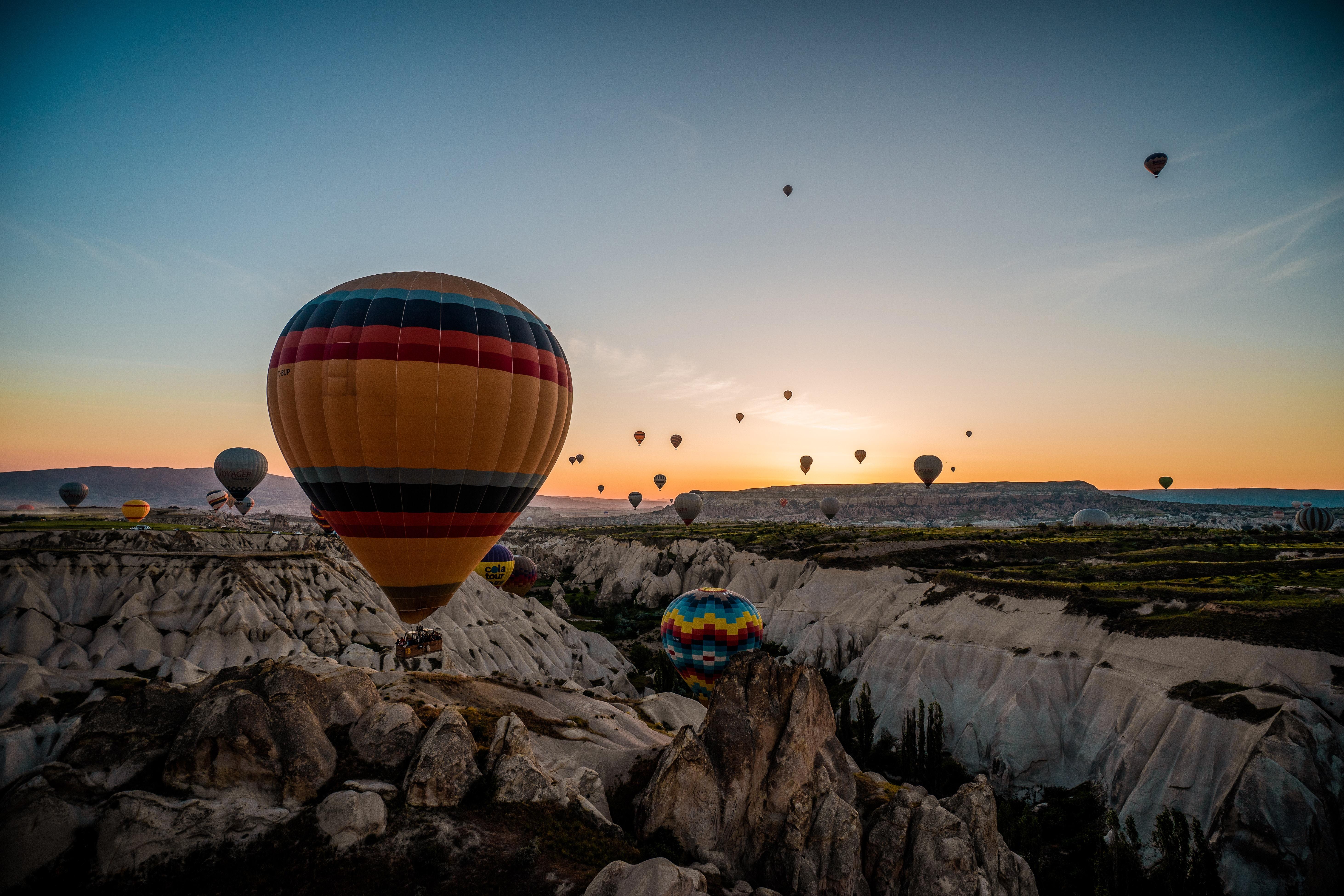 Pasqua in Cappadocia