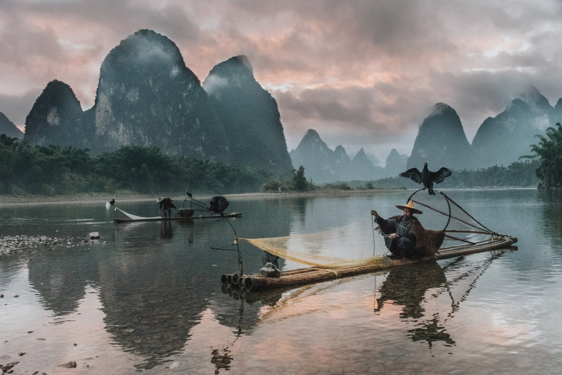 Cina Full Immersion