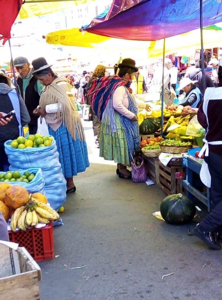servizio civile in bolivia