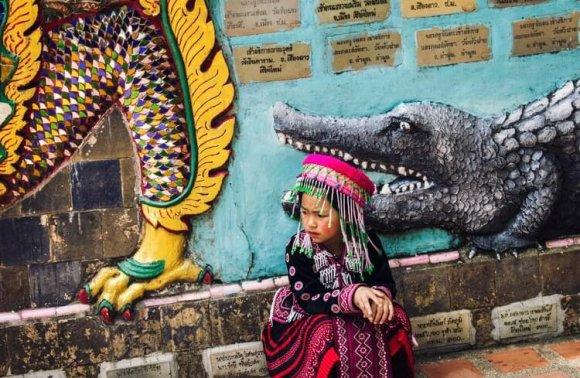 La Thailandia del Nord, viaggio zaino in spalla