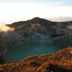 Mt. Kelimutu – Indonesia – La montagna dai laghi colorati