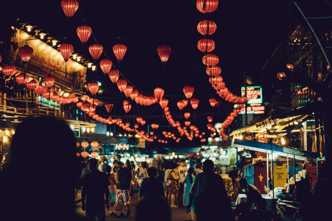 Vietnam a Capodanno