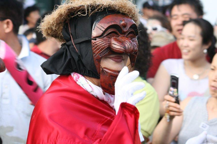 il Festival del fango di Boryeong