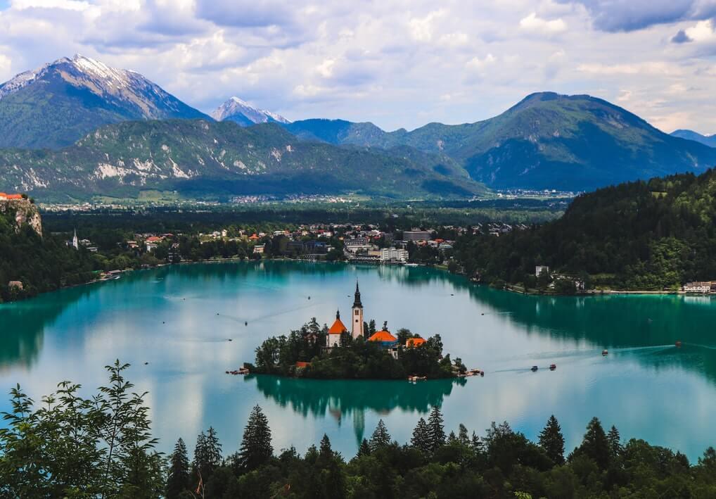 Slovenia tra Natura e Glamping