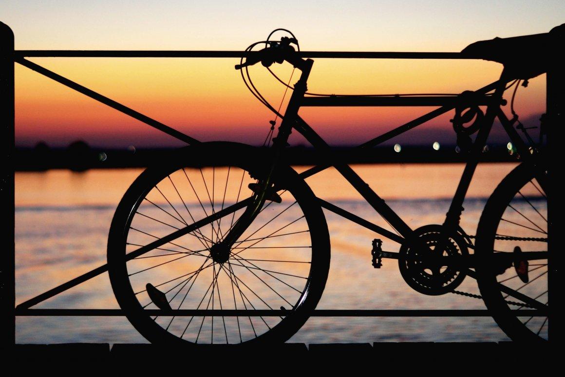 tour in bici delta del po