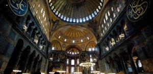 Hagia Sophia Istanbul Turchia