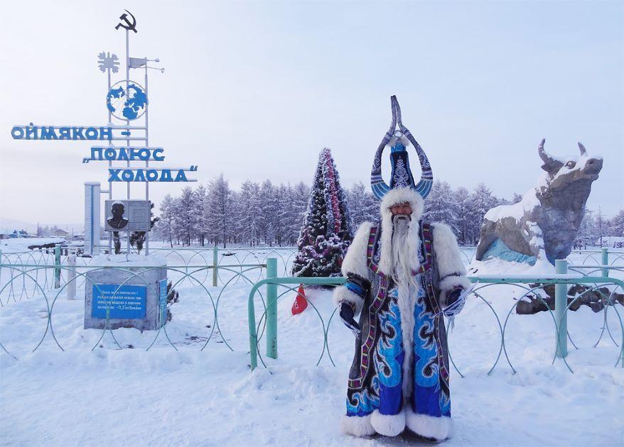 Oymyakon Siberia Viaggio