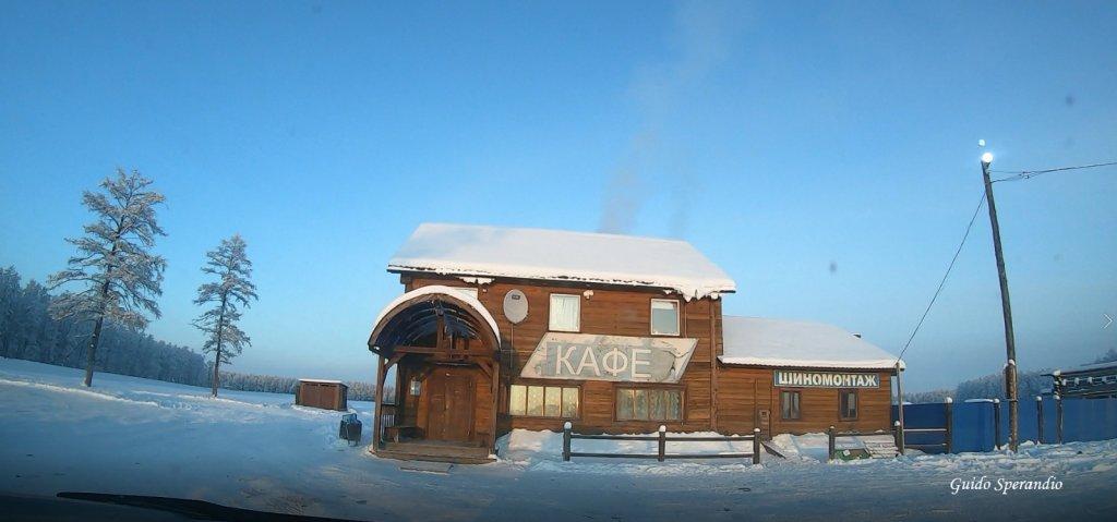 Oymyakon Viaggio Siberia