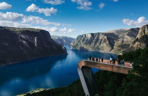 Norvegia dei Fiordi, da Oslo a Bergen