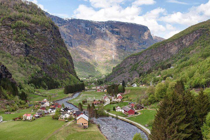 Viaggio Norvegia dei fiordi