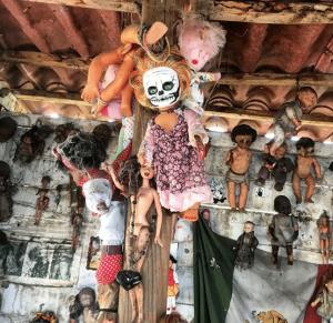 isola delle bambole messico