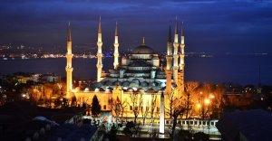 Moschea Blu Istanbul Turchia