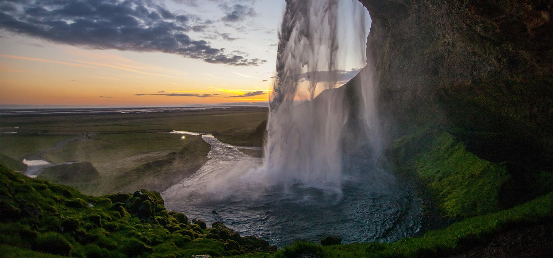 cascate in islanda