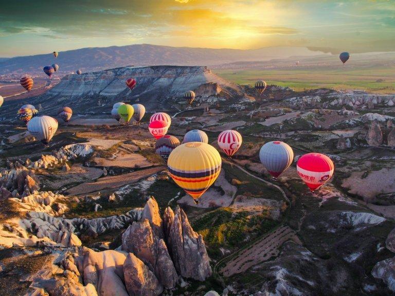 viaggio di gruppo Turchia